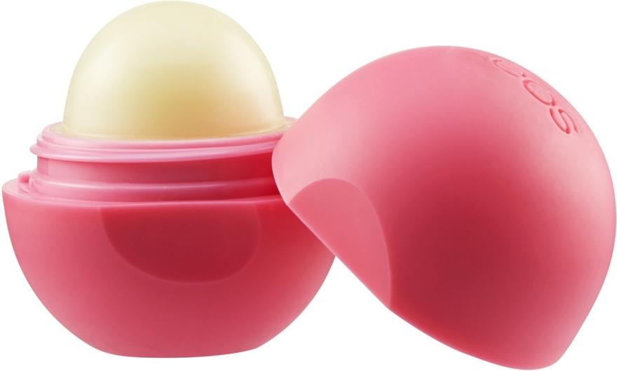 Lippenbalsam mit Erdbeersorbet - EOS Smooth Sphere Lip Balm Strawberry Sorbet — Bild N1