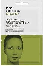 Düfte, Parfümerie und Kosmetik Gesichtsmaske - Tolpa Dermo Face Futuris 30+ Mask
