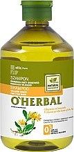 Düfte, Parfümerie und Kosmetik Volumen-Shampoo für dünnes Haar mit Arnikaextrakt - O'Herbal