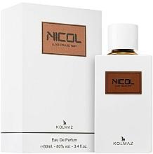 Düfte, Parfümerie und Kosmetik Kolmaz Luxe Collection Nicol - Eau de Parfum