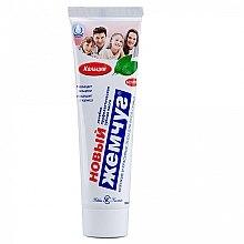 Düfte, Parfümerie und Kosmetik Zahnpasta mit Calcium - Neue Perle