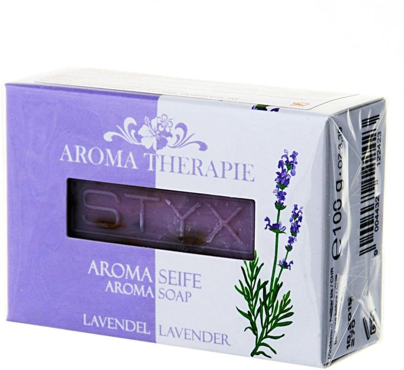 Naturseife mit Lavendel - Styx Naturcosmetic Seife — Bild N1