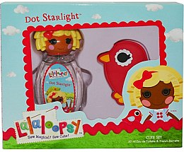 Düfte, Parfümerie und Kosmetik Lalaloopsy Dot Starlight - Duftset (Eau de Toilette 50ml + Haarklammer)
