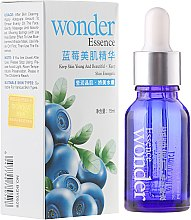 Düfte, Parfümerie und Kosmetik Energetisierende Essenz für das Gesicht mit Heidelbeere - Bioaqua Wonder Essence