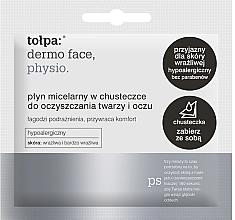 Düfte, Parfümerie und Kosmetik Make-up-Entfernungstücher - Tolpa Dermo Physio Face Eye Remover