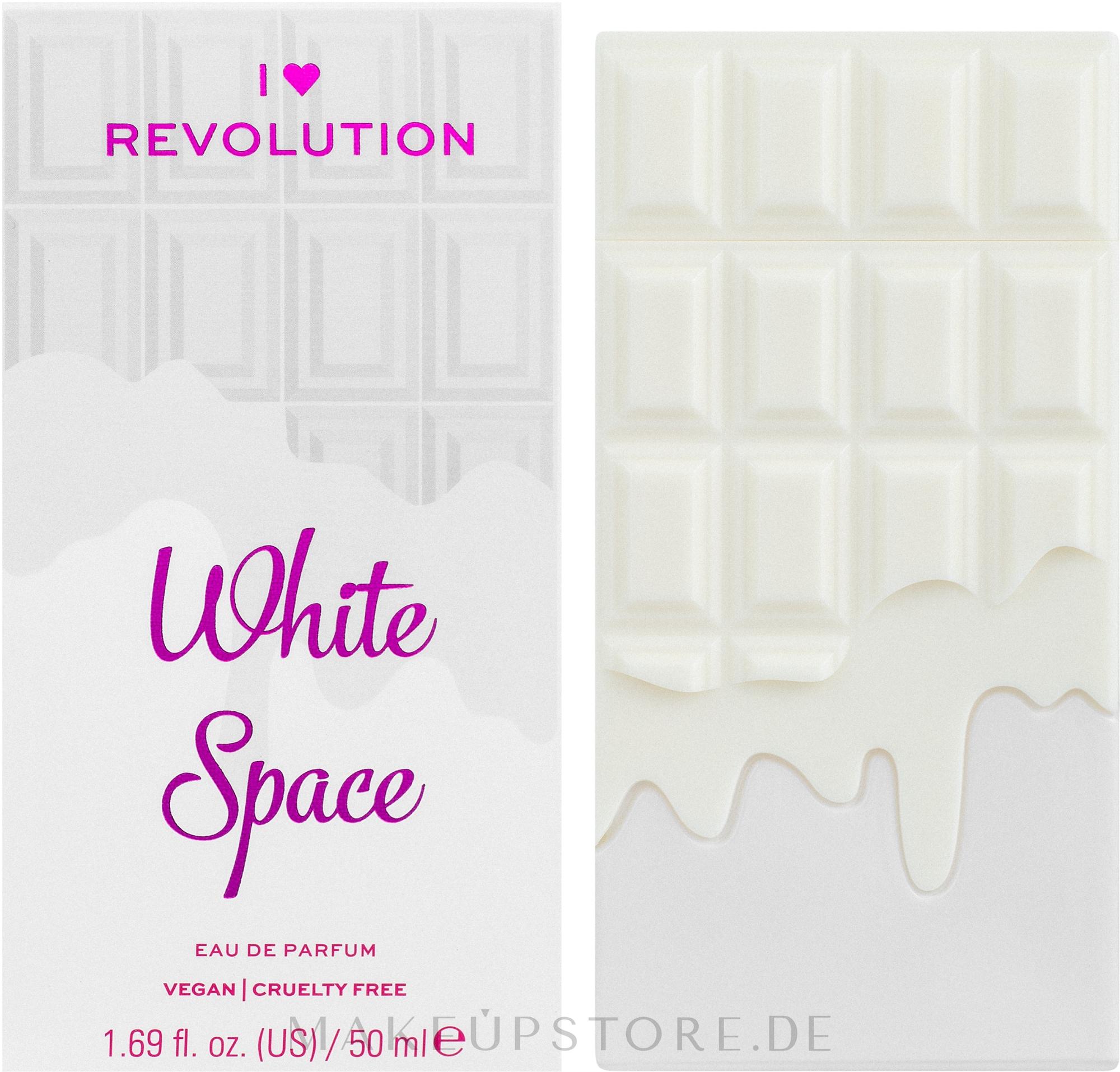 I Heart Revolution White Space - Eau de Parfum — Bild 50 ml