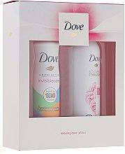 Düfte, Parfümerie und Kosmetik Duftset - Dove Relaxing Care Gift Set (Duschschaum 200ml + Deodorant 150ml)