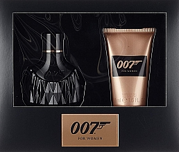 Düfte, Parfümerie und Kosmetik James Bond 007 For Women - Set (Eau de Parfum/30ml + Duschgel/50ml)