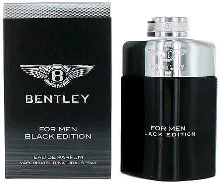Bentley For Men Black Edition - Eau de Parfum — Bild N1