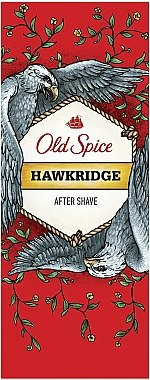 After Shave Lotion - Old Spice Hawkridge After Shave — Bild N1