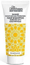Düfte, Parfümerie und Kosmetik Glättendes Shampoo mit Goldpartikeln - Hristina Cosmetics Dr. Derehsan Shampoo