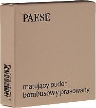 Düfte, Parfümerie und Kosmetik Matter Gesichtspuder - Paese Powder Matte