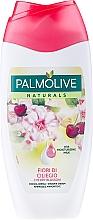 Düfte, Parfümerie und Kosmetik Duschcreme mit Kirschblütenextrakt und feuchtigkeitsspendende Milch - Palmolive Naturel Cherry Blossom Shower Gel