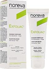 Düfte, Parfümerie und Kosmetik Gesichtsreinigungsmaske - Noreva Laboratoires Exfoliac Deep Cleansing Mask
