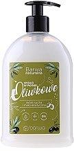 Düfte, Parfümerie und Kosmetik Flüssigseife mit natürlichem Olivenextrakt - Barwa Natural Liquid Soap