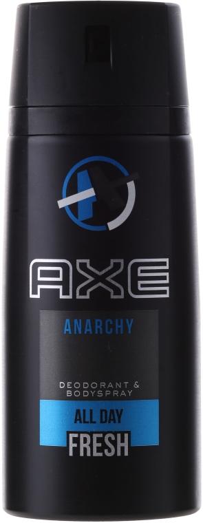 Deospray - Axe Anarchy Deodorant Body Spray — Bild N1