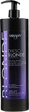 Düfte, Parfümerie und Kosmetik Anti-Gelb Shampoo für blondes, blondiertes oder graues Haar - Dikson Dikso Blonde Shampoo