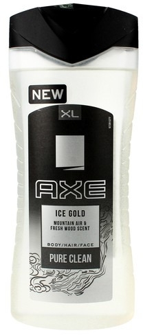 Duschgel - Axe Ice Gold Shower Gel — Bild N1
