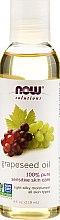 100% reines Traubenkernöl - Now Foods Solutions Grapeseed Oil — Bild N1