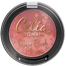 Düfte, Parfümerie und Kosmetik Gesichtsrouge Mosaik - Celia Woman Rose Blush Mosaic