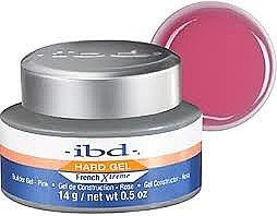 Aufbau-Gel in Rosa für natürlich schöne Nägel - IBD French Xtreme Pink Gel — Bild N1