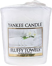 Düfte, Parfümerie und Kosmetik Votivkerze Fluffy Towels - Yankee Candle Fluffy Towels Sampler Votive