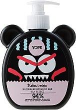 Düfte, Parfümerie und Kosmetik Natürliche Handseife Kokos und Minze für Kinder - Yope Coconut And Mint Natural Hand Soap For Kids