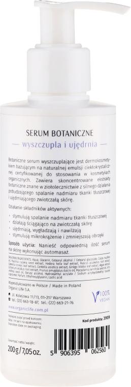Botanisches Körperserum zum Abnehmen - Organic Life Dermocosmetics Herbal Lifting — Bild N2