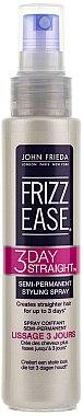 Glättendes Spray für lockiges Haar - John Frieda Frizz-Ease 3-Day Straight Semi-Permanent Styling Spray — Bild N2