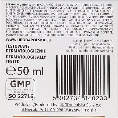 Tagescreme gegen Falten - Uroda Melisa Anti Wrinkle Firming Day Cream — Bild N3