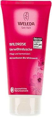 Verwöhndusche mit Bio-Wildrosenöl - Rejuvenating Shower Gel with rosehip — Bild N1