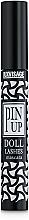 Düfte, Parfümerie und Kosmetik Mascara für verlängerte, voluminöse, geschwungene und getrennte Wimpern - Luxvisage Pin-Up Doll Lashes Mascara