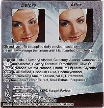 Reparierende Gesichtscreme gegen Akne und Pickel mit Schneckenextrakt - Hemani — Bild N2