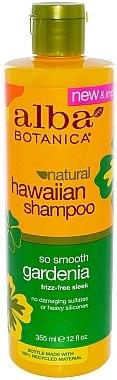 Anti-Frizz Shampoo mit Gardenie - Alba Botanica Natural Hawaiian Shampoo So Smooth Gardenia — Bild N1