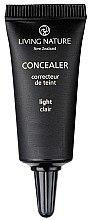 Düfte, Parfümerie und Kosmetik Gesichts-Concealer - Living Nature Concealer