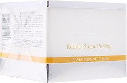 Düfte, Parfümerie und Kosmetik Zuckerpeeling mit Retinol für das Gesicht - Clarena Power Vit C Line Retinol Sugar Peeling