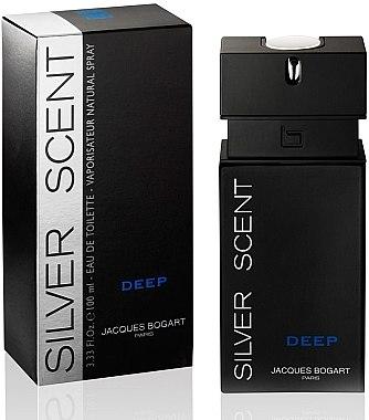 Jacques Bogart Silver Scent Deep - Eau de Toilette — Bild N1