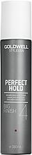 Düfte, Parfümerie und Kosmetik Volumen Haarspray Haltegrad 4 - Goldwell Style Sign Perfect Hold Big Finish Volumizing Hairspray