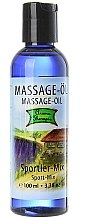 Düfte, Parfümerie und Kosmetik Massageöl Sportler-Mix - Styx Naturcosmetic Massage Oil