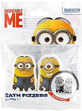 Düfte, Parfümerie und Kosmetik Badebombe-Set Minions 2 St. - Minions Bath Fizzers