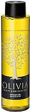 Düfte, Parfümerie und Kosmetik Duschgel mit Olivenblattextrakt und Vitamin E - Olivia Beauty & The Olive Shower Gel