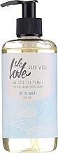 Düfte, Parfümerie und Kosmetik Feuchtigkeitsspendende und aufweichende Flüssigseife - We Love The Planet Arctic White Hand Wash