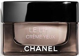 Düfte, Parfümerie und Kosmetik Augenkonturcreme - Chanel Le Lift Creme Yeux Botanical Alfalfa Concentrate