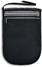 Düfte, Parfümerie und Kosmetik Peeling-Handschuh schwarz Strong - Makeup Exfoliating Mitt Black