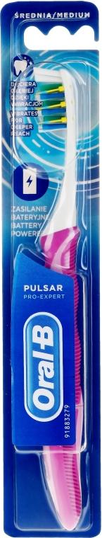 Pulsierende Zahnbürste mittel hellviolett - Oral-B Pulsar Pro-Expert — Bild N1
