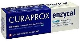 Zahnpasta Enzycal 950 - Curaprox — Bild N2