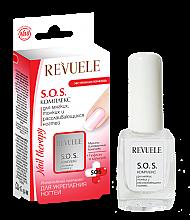 Düfte, Parfümerie und Kosmetik Intensivpflege für weiche, dünne und gespaltene Nägel - Revuele Nail Therapy
