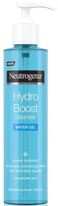 Gesichtsreinigungsgel - Neutrogena Hydro Boost Cleanser Water Gel