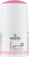 Düfte, Parfümerie und Kosmetik Deo Roll-on Antitranspirant für empfindliche Haut - Iwostin Aspiria Sensitive 48h Antiperspirant