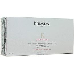 Düfte, Parfümerie und Kosmetik Ampullen mit Aminexil für schütteres Haar - Kerastase Specifique Cure Aminexil
